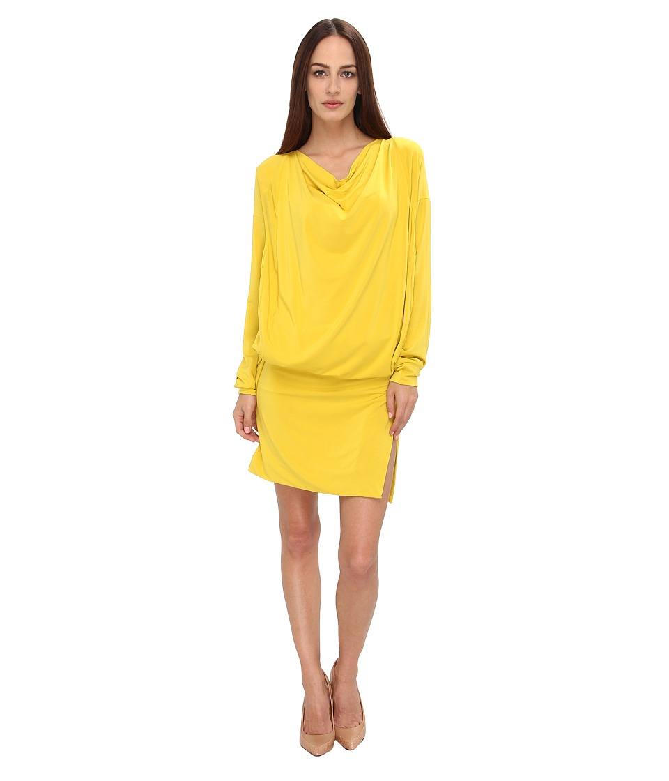 Vivienne Westwood Gold Label Pilgrim Snail Dress (Yellow) Women