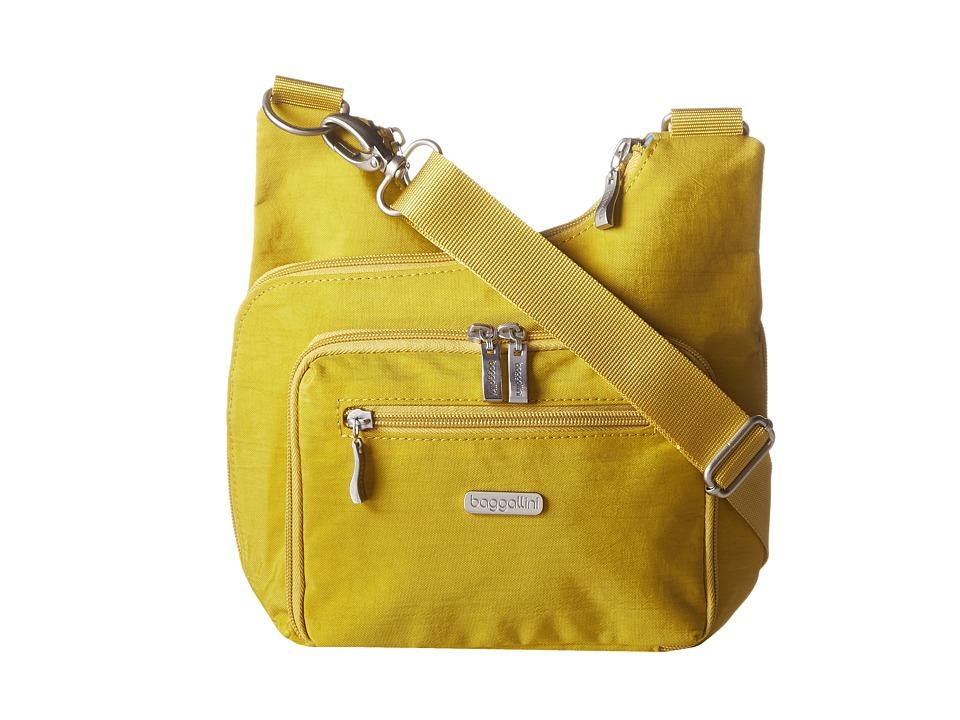 Baggallini - Criss Cross (Kiwi/Caspian Blue) Cross Body Handbags