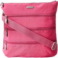 SALE! $41.99 - Save $13 on Baggallini Big Zipper Bag (Cherry Blossom Mango) Bags and Luggage - 23.59% OFF $54.95
