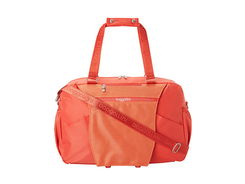 Baggallini - Rapid Gym Bag (Melon) Bags