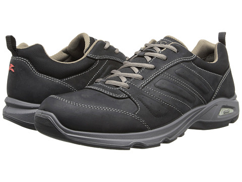 ECCO Sport - Light III (Black/Black) Men's Golf Shoes
