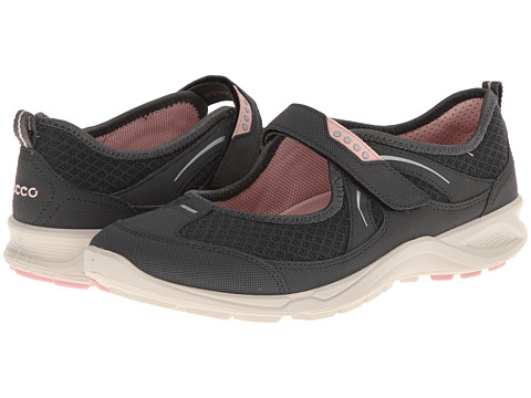 Ecco Performance - Terracruise MJ (Dark Shadow/Dark Shadow/Silver Pink Synthetic/Textile/Decoration) Women's Shoes