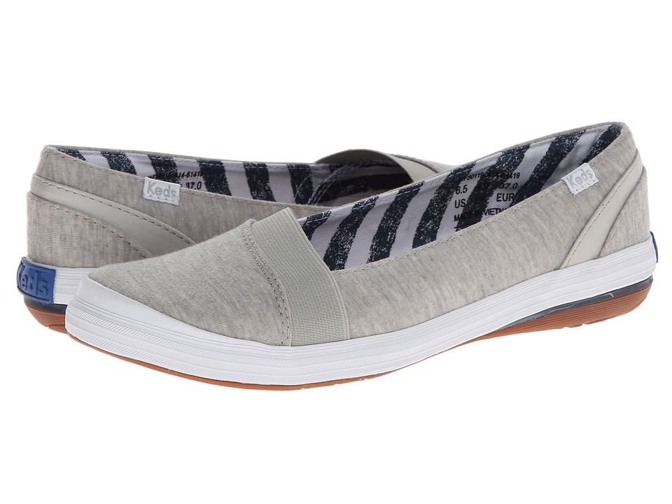 Keds - Cali Slip-On (Grey) Women's Shoes