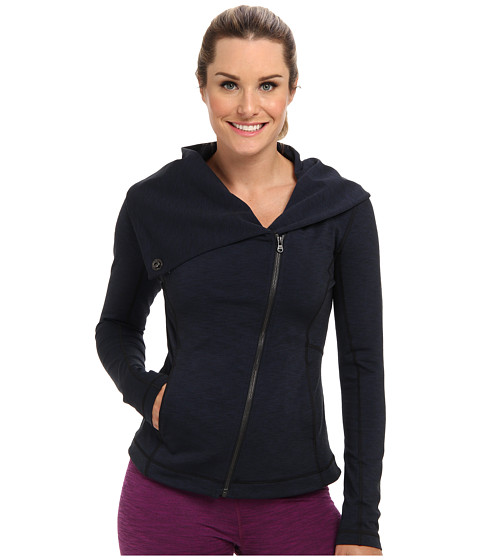 Lucy - Hatha Jacket (Ultramarine Heather) Women