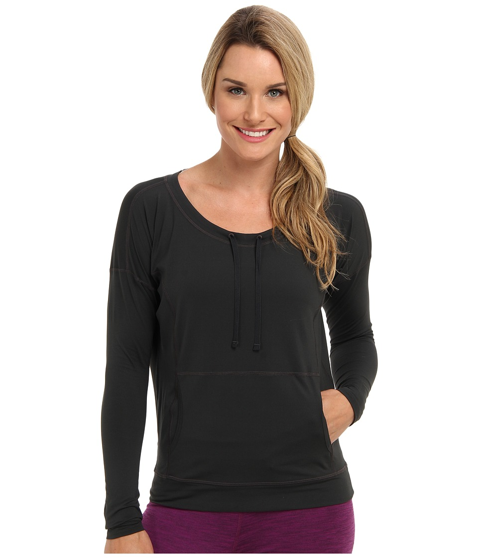 Lucy - Circuit Training Pullover (Fossil) Women's Sweatshirt