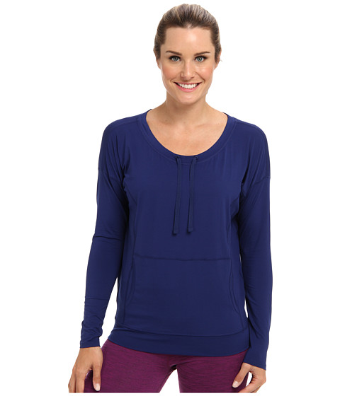 Lucy - Circuit Training Pullover (Ultramarine) Women