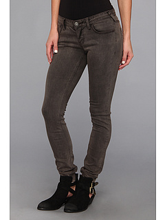 SALE! $44.99 - Save $33 on Free People Cotton Poly Stretch Denim Skinny Jean (Magnet) Apparel - 42.32% OFF $78.00