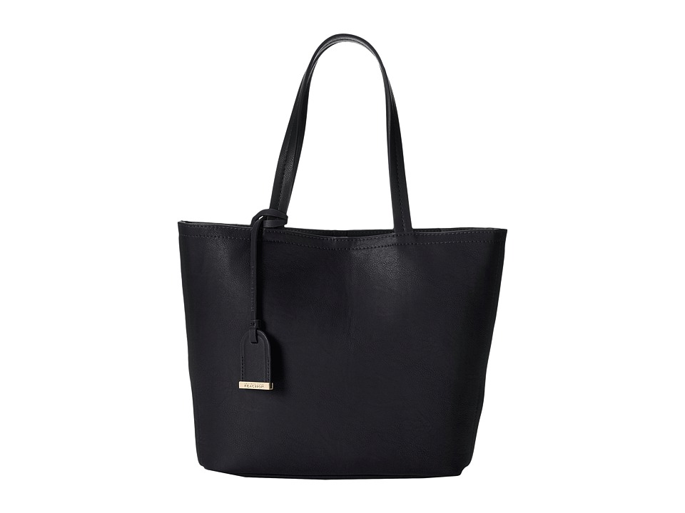 Kenneth Cole Reaction - Clean Slate Buff (Black) Tote Handbags