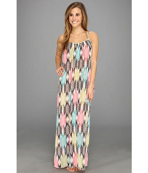 Volcom - Beat Street Dress Cover-Up (Multi) Women's Swimwear