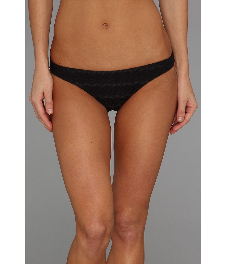 Volcom - Beat Street Full Bottom (Black) Women's Swimwear