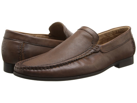Vince Camuto - Cozzo (Brown Perforated) Men's Shoes