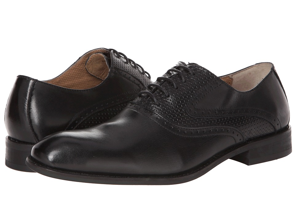 Robert Wayne - Eddy (Black) Men's Shoes