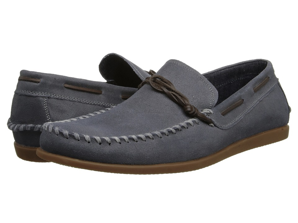 RW by Robert Wayne - Ace (Blue) Men's Shoes