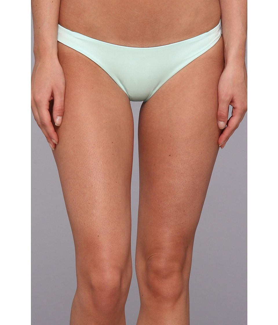 Volcom - Mother Pucker Full Bottom (Ice) Women's Swimwear