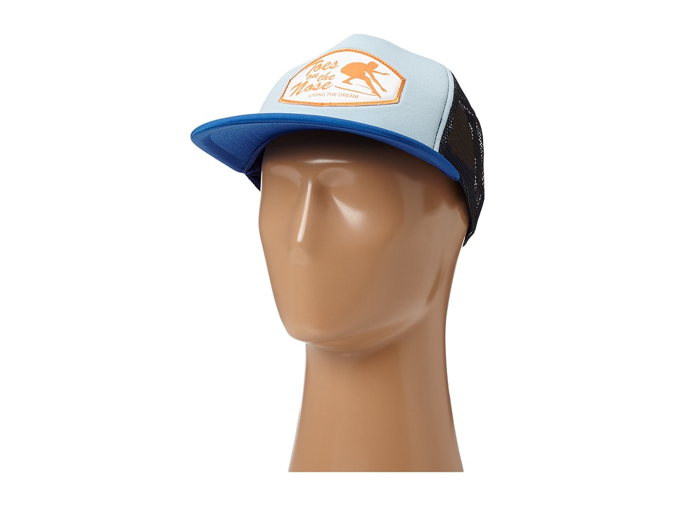 Toes on the Nose - Dog Patch Hat (Blue) Caps