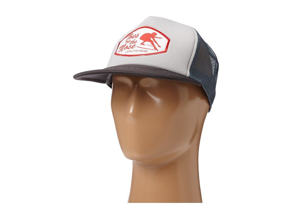 Toes on the Nose - Dog Patch Hat (Grey) Caps