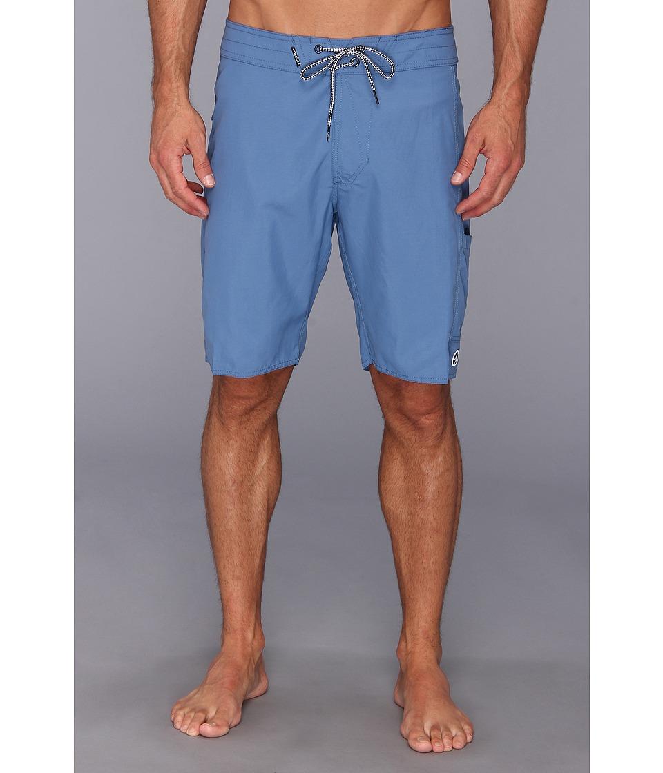 Volcom - Mod-City Be Pride Boardshort (Airforce Blue) Men's Swimwear