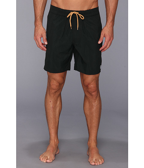 Volcom - Mod-City Fun Mental Boardshort (Black) Men's Swimwear