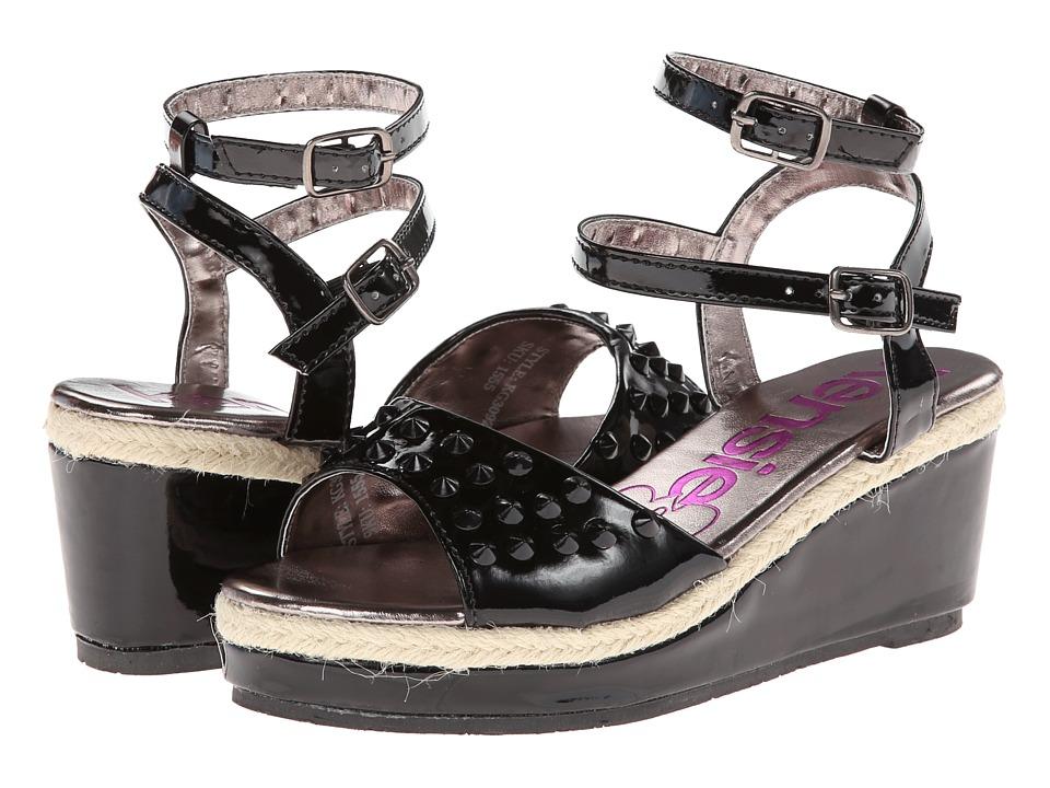 kensie girl Kids KG30920 Girls Shoes (Black)