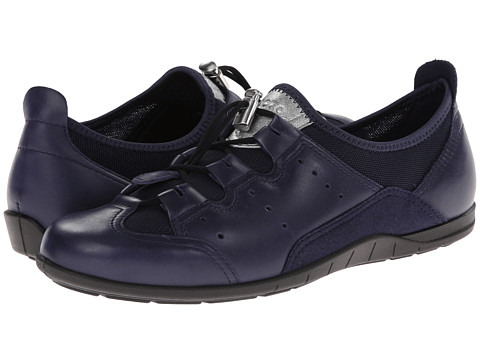 ECCO - Bluma Toggle (Midnight/Marine) Women's Shoes