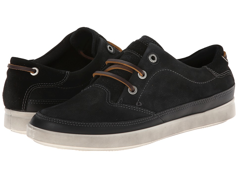 ECCO - Aimee (Black/Black) Women's Lace up casual Shoes