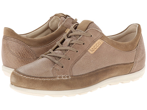 ECCO - Cayla Tie (Navajo Brown/Navajo Brown) Women's Lace up casual Shoes