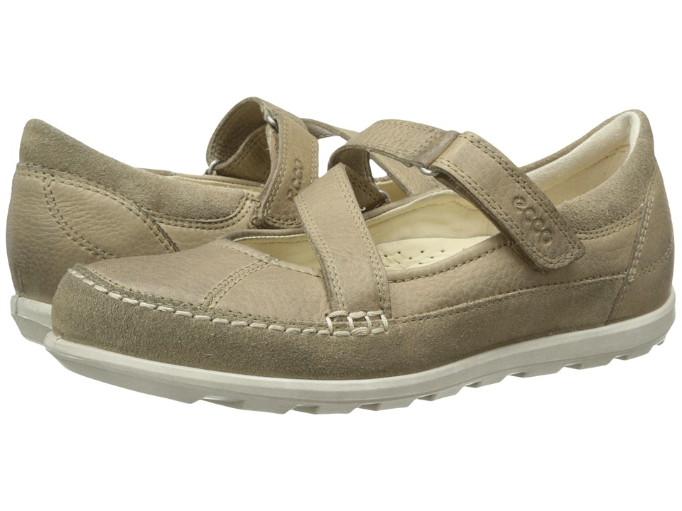 ECCO Cayla Mary Jane (Navajo Brown/Navajo Brown) Women