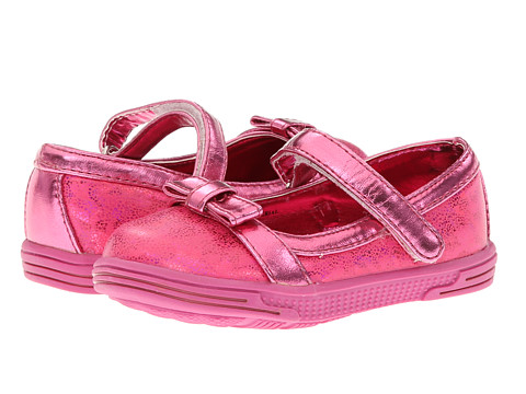 kensie girl Kids - KG46091 (Toddler/Little Kid) (Fuchsia) Girls Shoes
