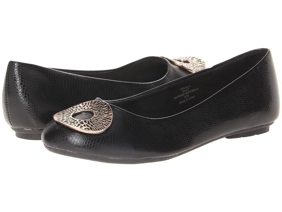 kensie girl Kids KG23388 Girls Shoes (Black)