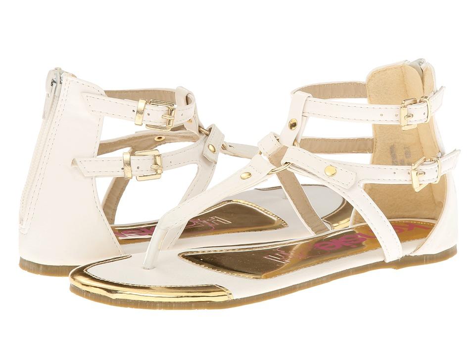 kensie girl Kids KG30989 Girls Shoes (White)