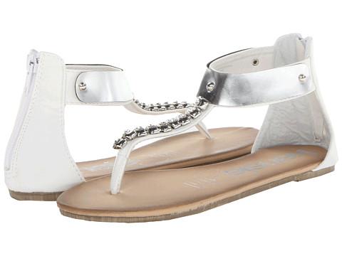 kensie girl Kids - KG31129 (Little Kid/Big Kid) (White) Girls Shoes