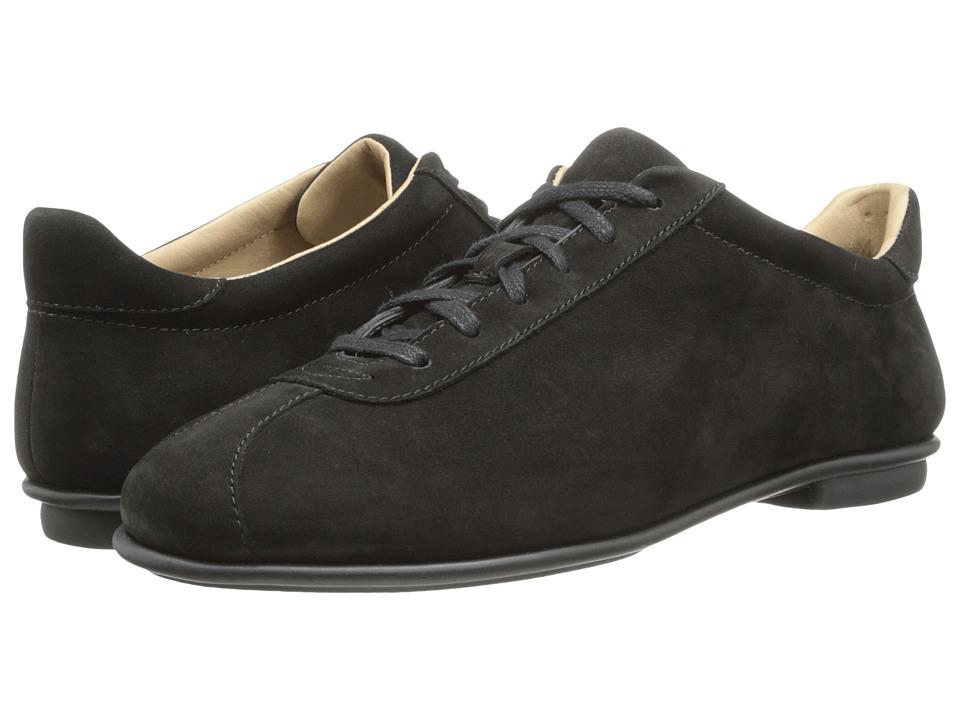 ECCO Osan Retro Sneaker (Black) Women