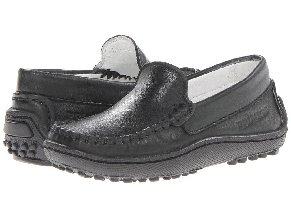Primigi Kids Nathan Boys Shoes (Black)
