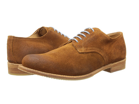 Walk-Over - Judson (Shammy Tan Suede) Men's Lace up casual Shoes