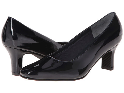 Fitzwell - Vincent (Navy Patent) High Heels