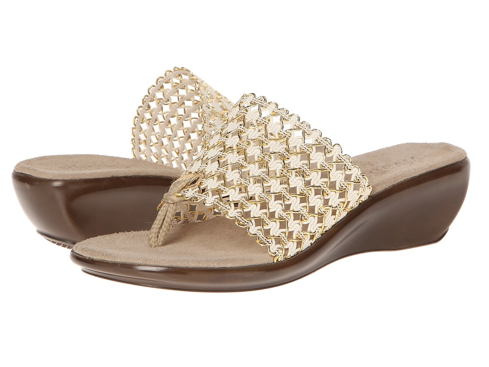 Vivanz - Claudia (Gold Italy) Women's Shoes