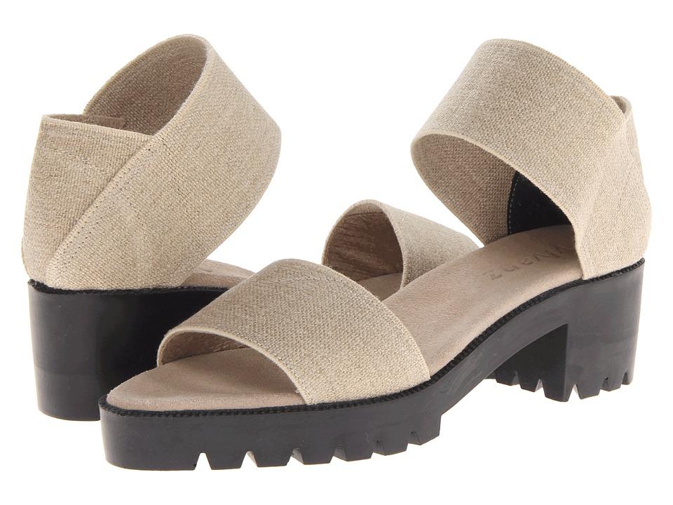 Vivanz - San Miguel (Linen) Women's 1-2 inch heel Shoes