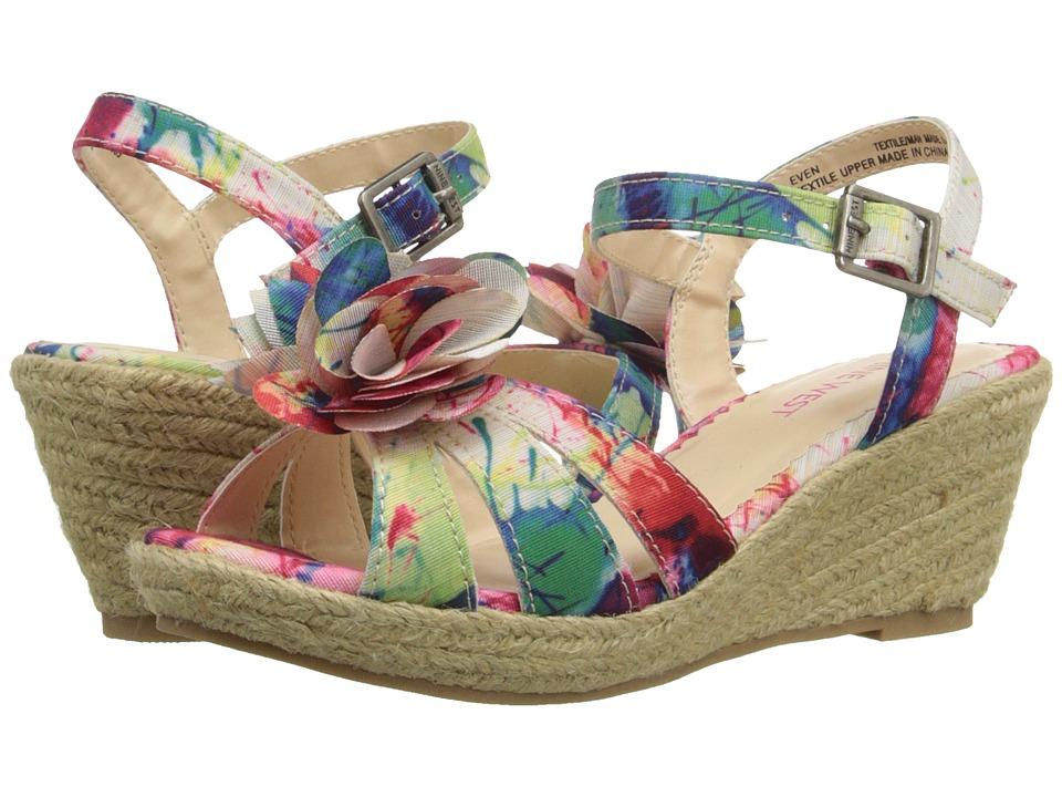 Nine West Kids - Even (Little Kid/Big Kid) (Tie Dye) Girls Shoes