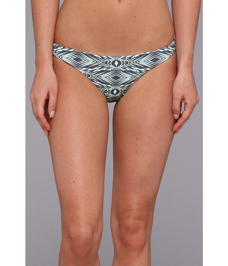 Volcom - Sister Tribe Full Bottom (Navy) Women's Swimwear