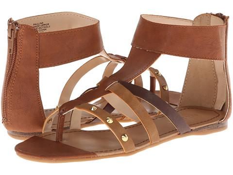 Nine West Kids Paulina (Little Kid/Big Kid) (Brown) Girls Shoes