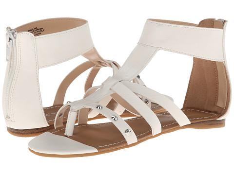 Nine West Kids Paulina (Little Kid/Big Kid) (White) Girls Shoes