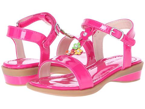 Nine West Kids - Sweet (Toddler/Little Kid) (Pink/Multi) Girls Shoes