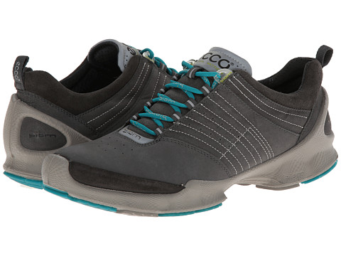 Ecco Performance - Biom Trainer 1.1 (Dark Shadow/Dark Shadow/Fanfare Yabuck/Vesuvio/Decoration) Women's Cross Training Shoes