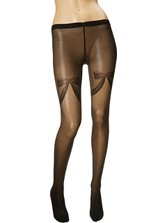 SALE! $36.99 - Save $28 on Wolford Romance Tights (Black Black) Hosiery - 43.09% OFF $65.00
