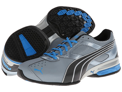 PUMA - Tazon 5 NM (Tradewinds/Black/Blue Aster) Men's Running Shoes