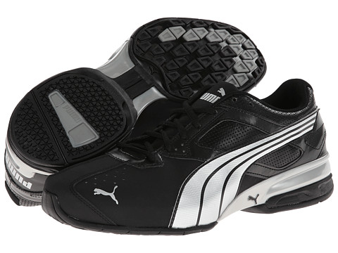 PUMA - Tazon 5 NM (Black/Puma Silver 2) Men's Running Shoes