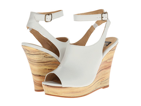 BC Footwear - Minute by Minute (Off White) Women's Wedge Shoes