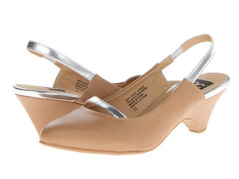 BC Footwear - Take A Break (Tan/Silver) Women's 1-2 inch heel Shoes
