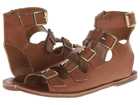 BC Footwear - Behind the Scenes (Tan) Women's Sandals