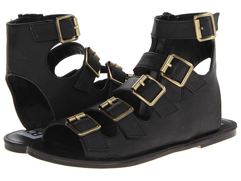 BC Footwear - Behind the Scenes (Black) Women's Sandals